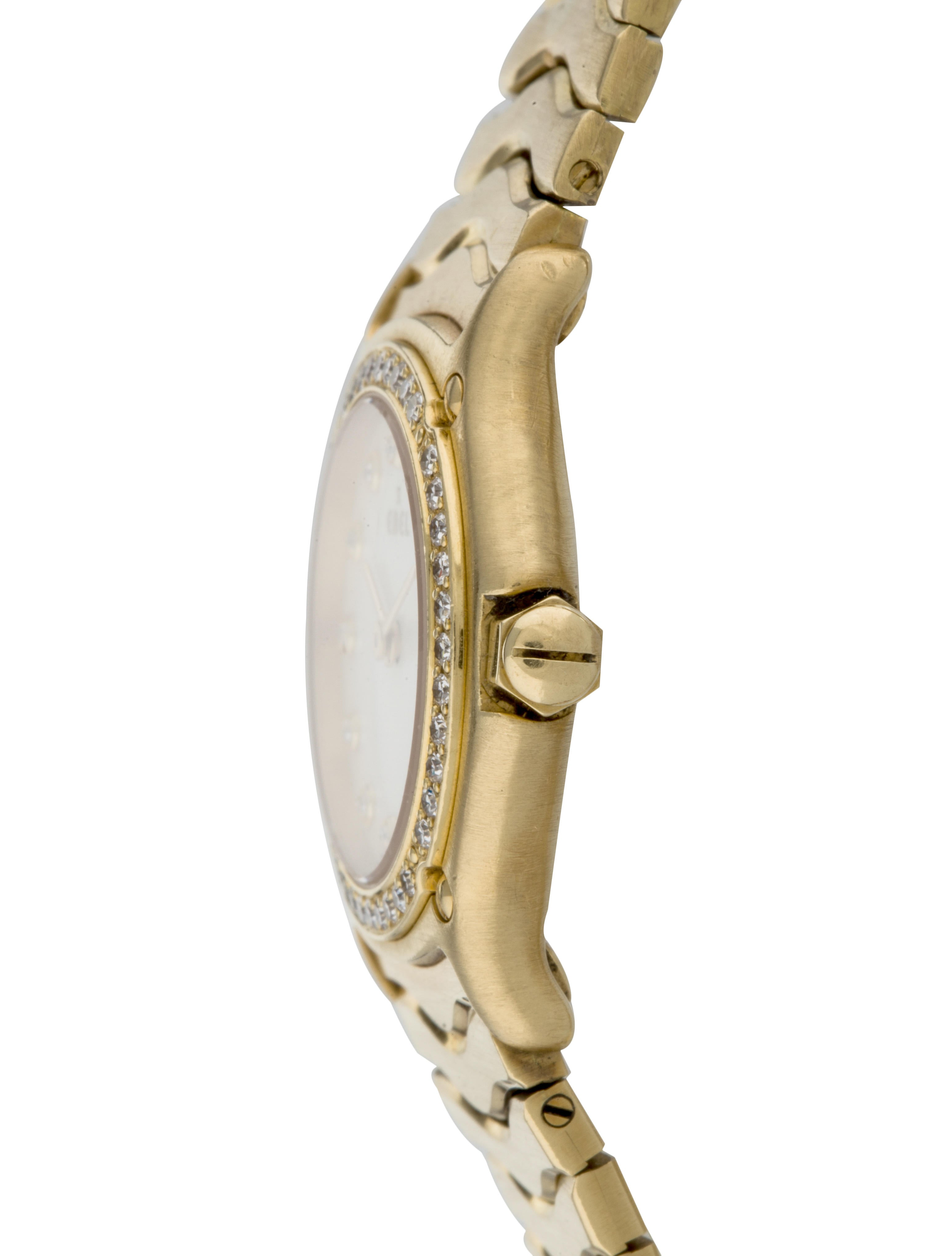 Ebel 18K Diamond Classic Wave Watch Bracelet EBE20248  : EBE202483enlarged from www.therealreal.com size 3091 x 4078 jpeg 318kB