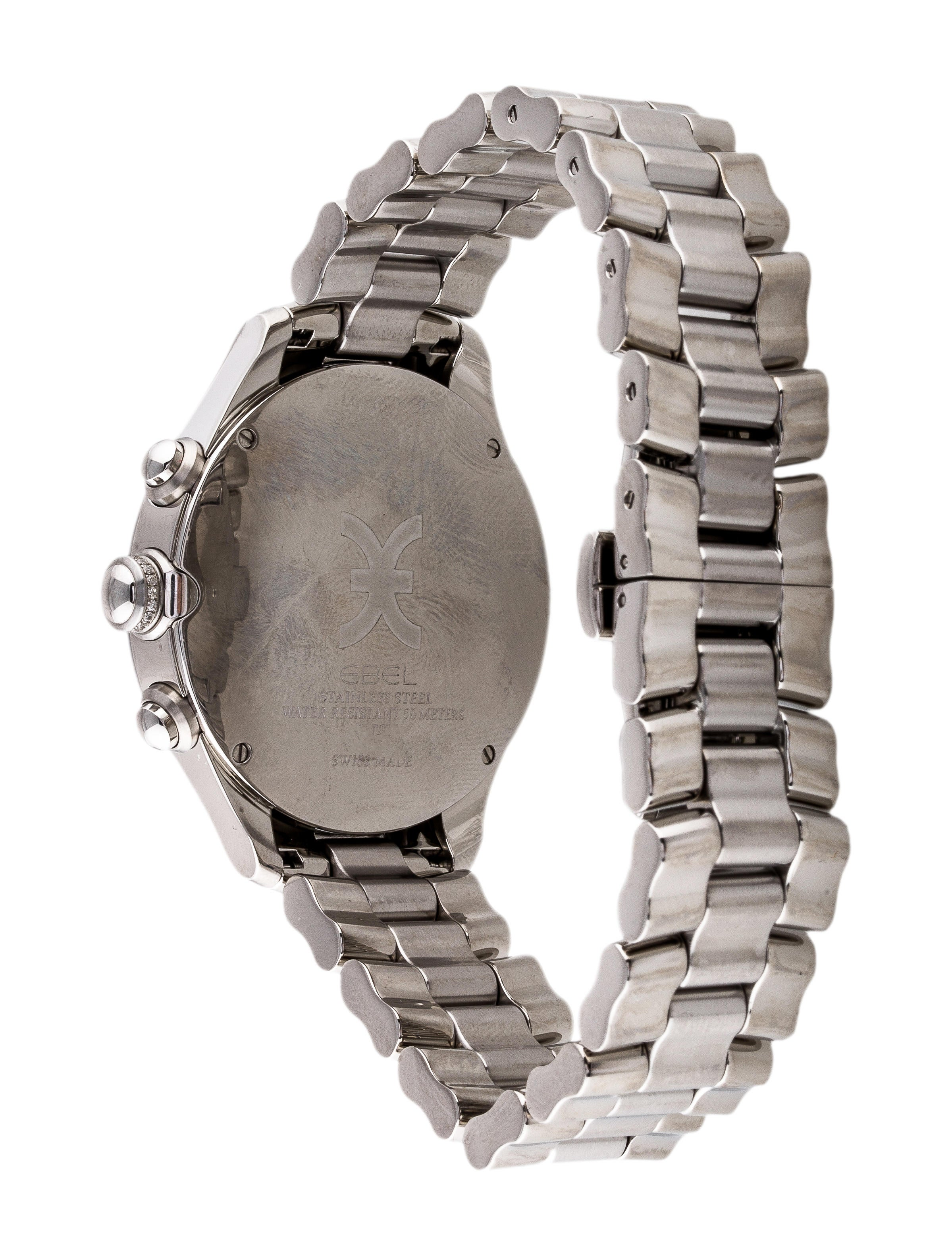 Ebel Onde Watch w Tags Bracelet EBE20700 The RealReal : EBE207003enlarged from www.therealreal.com size 2398 x 3163 jpeg 737kB