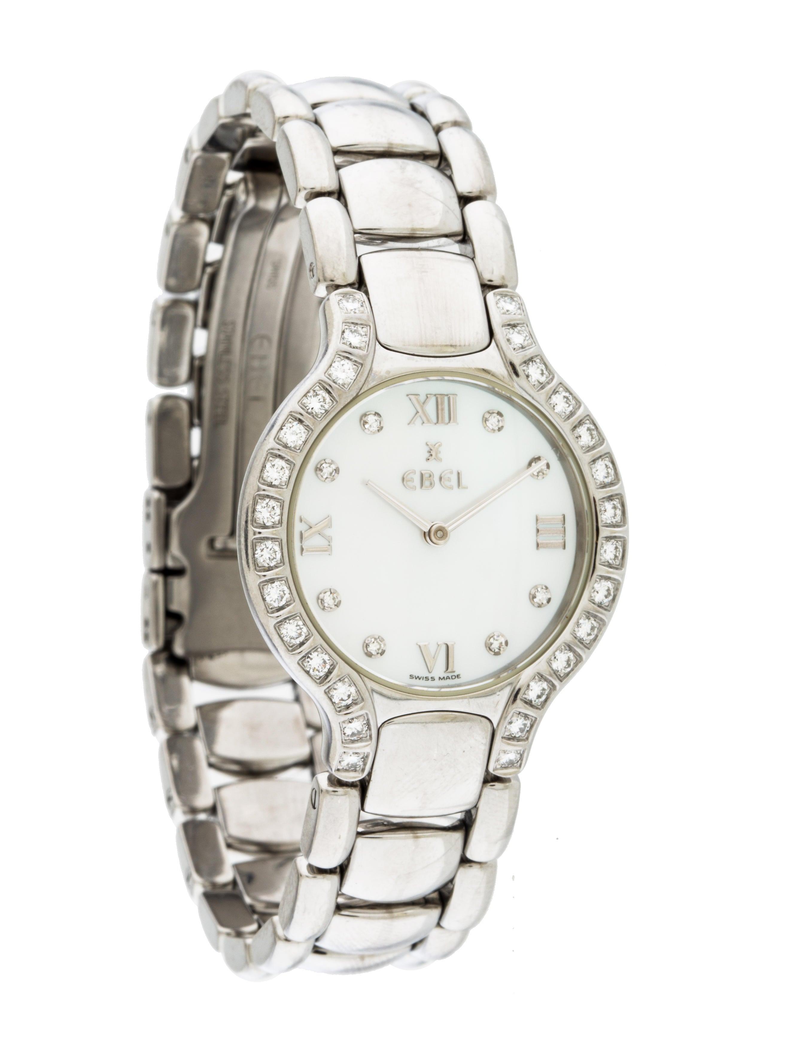 Ebel Beluga Watch - Bracelet