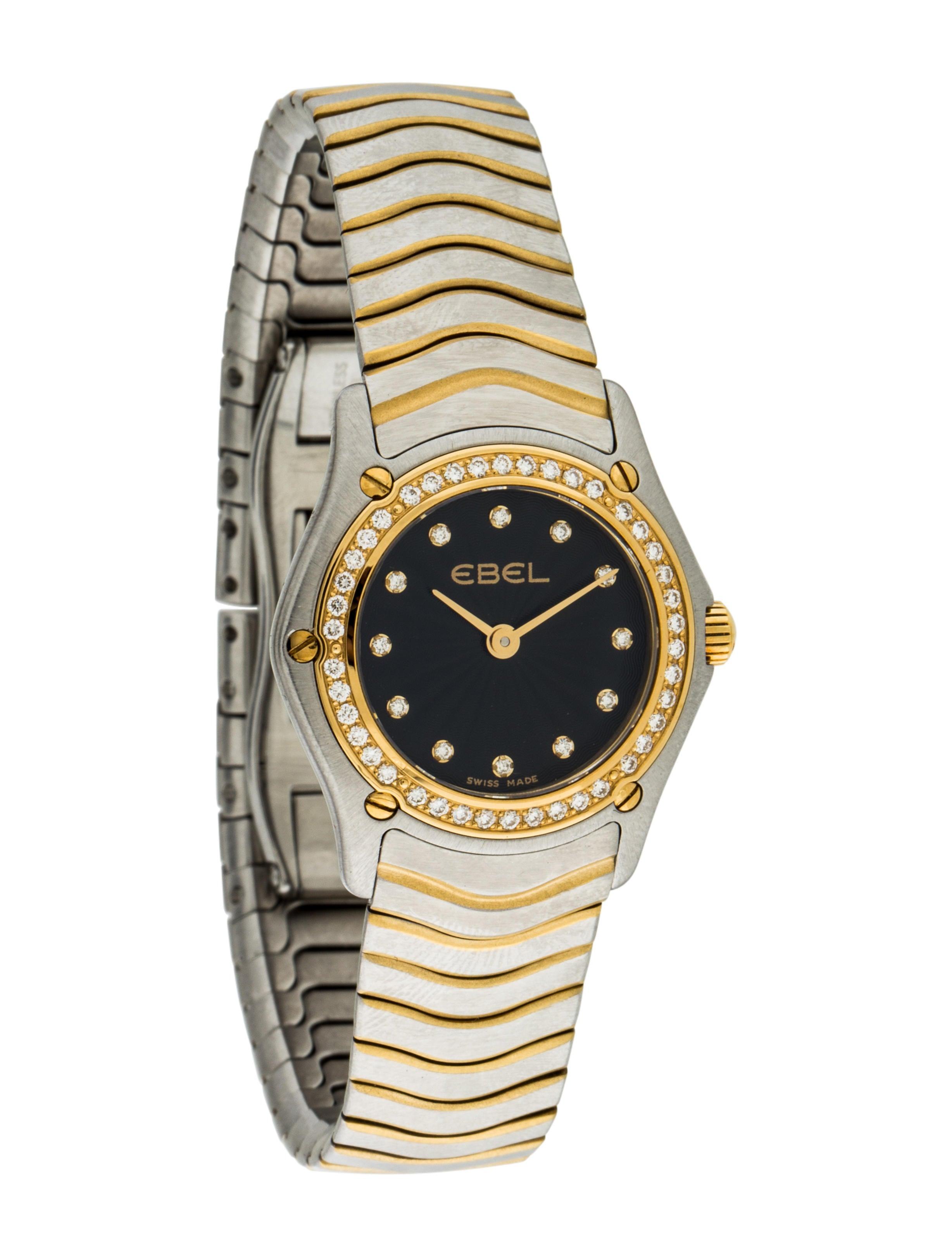 Ebel Classic Watch - Bracelet