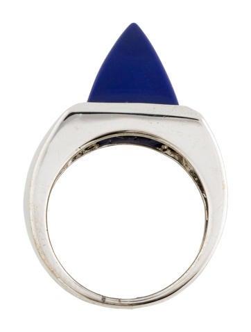 Pyramid Stud Ring