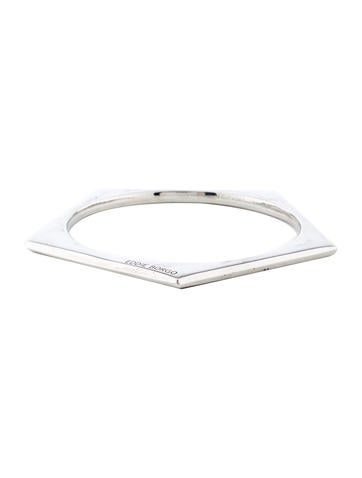 Eddie Borgo Geometric Bangle