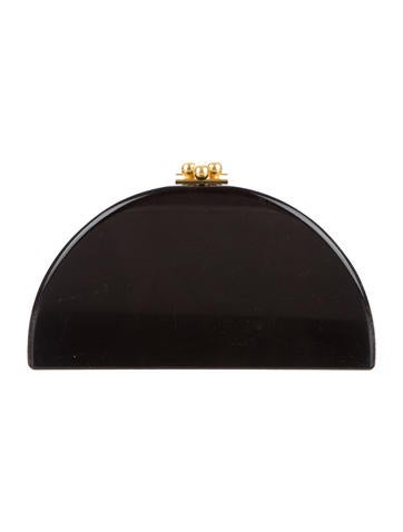 Dottie Whale Tail Clutch