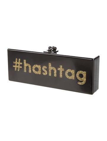 Hashtag Flavia Clutch