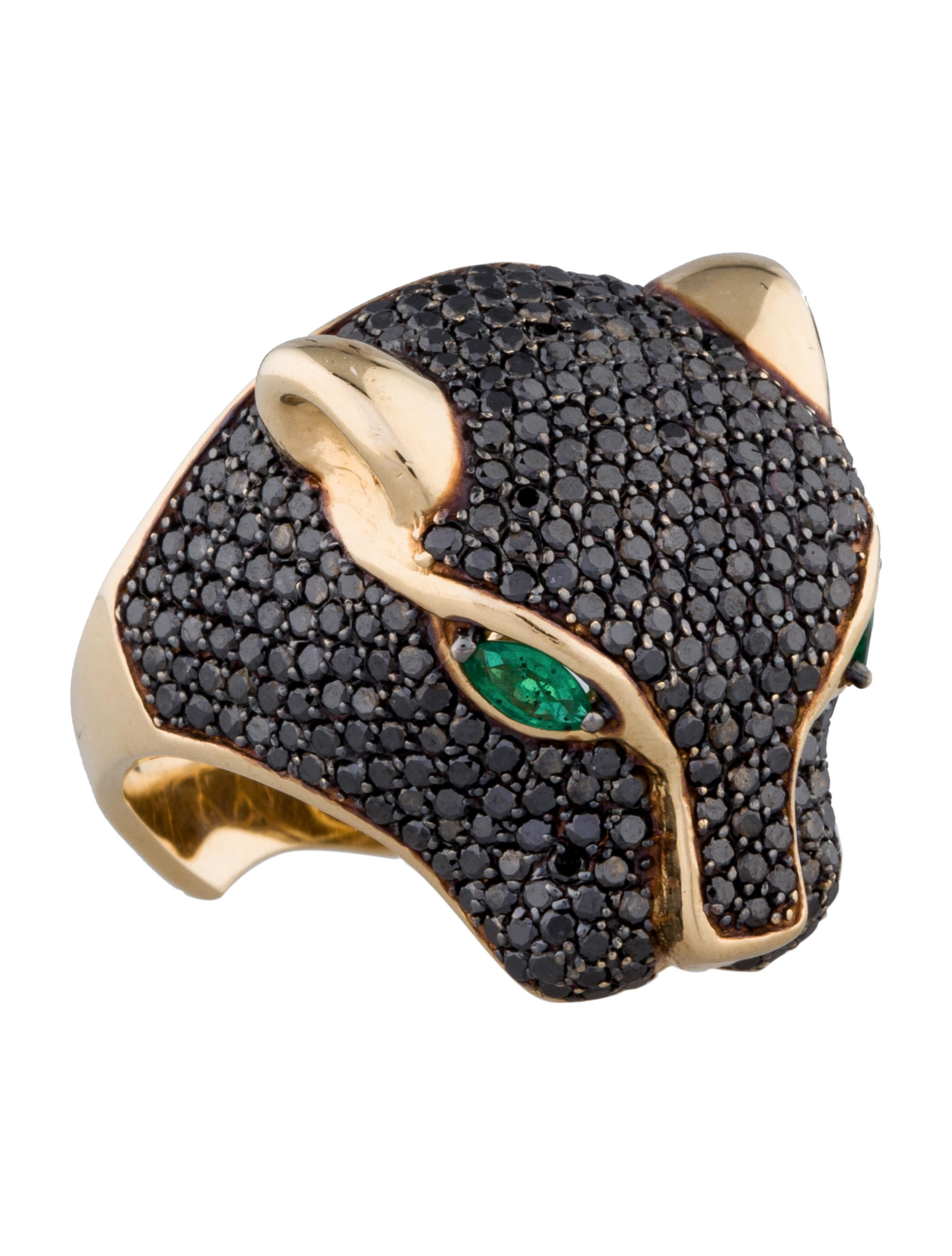 Effy Jewelry Panther Ring - Rings