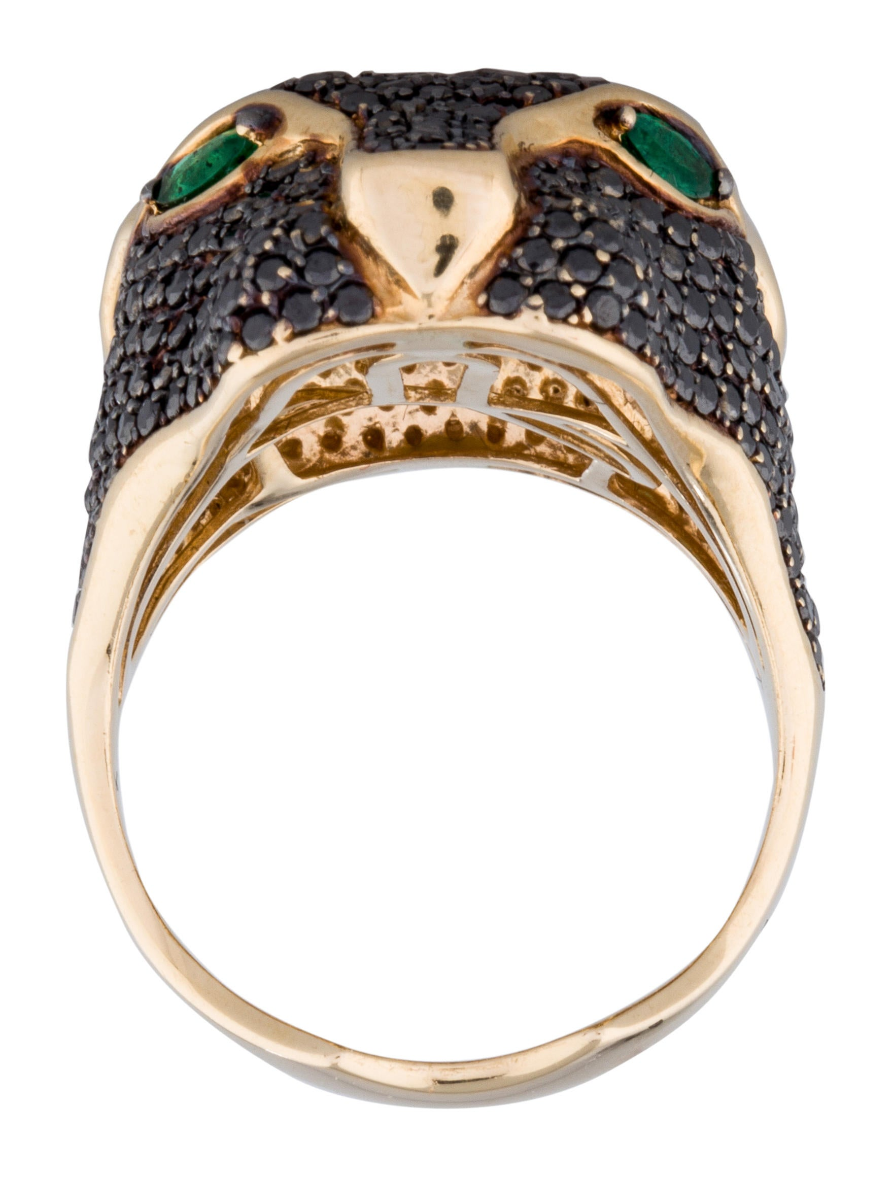 Effy Jewelry Panther Ring Rings Eff20020 The Realreal