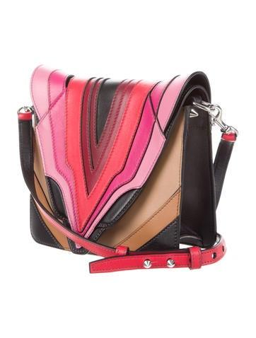 0ff0ae8a72 Elena Ghisellini Selina Mignon Multicolor Crossbody Bag - Handbags -  EGH20132