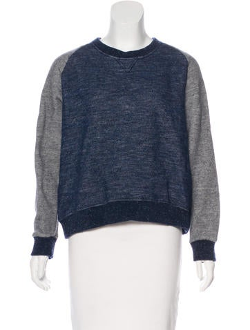 Eleventy Textured Knit Sweater None
