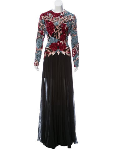Elie Saab Pre-owned - Velvet handbag vuYEdirQ