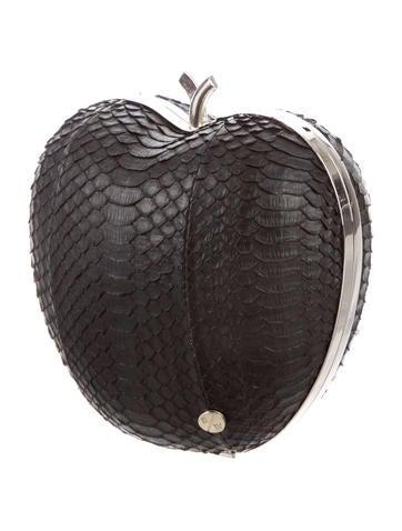 Watersanake Apple Clutch