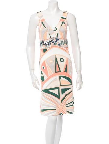 Emilio Pucci Dress None