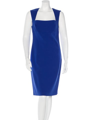 Emilio Pucci Wool Mini Dress None