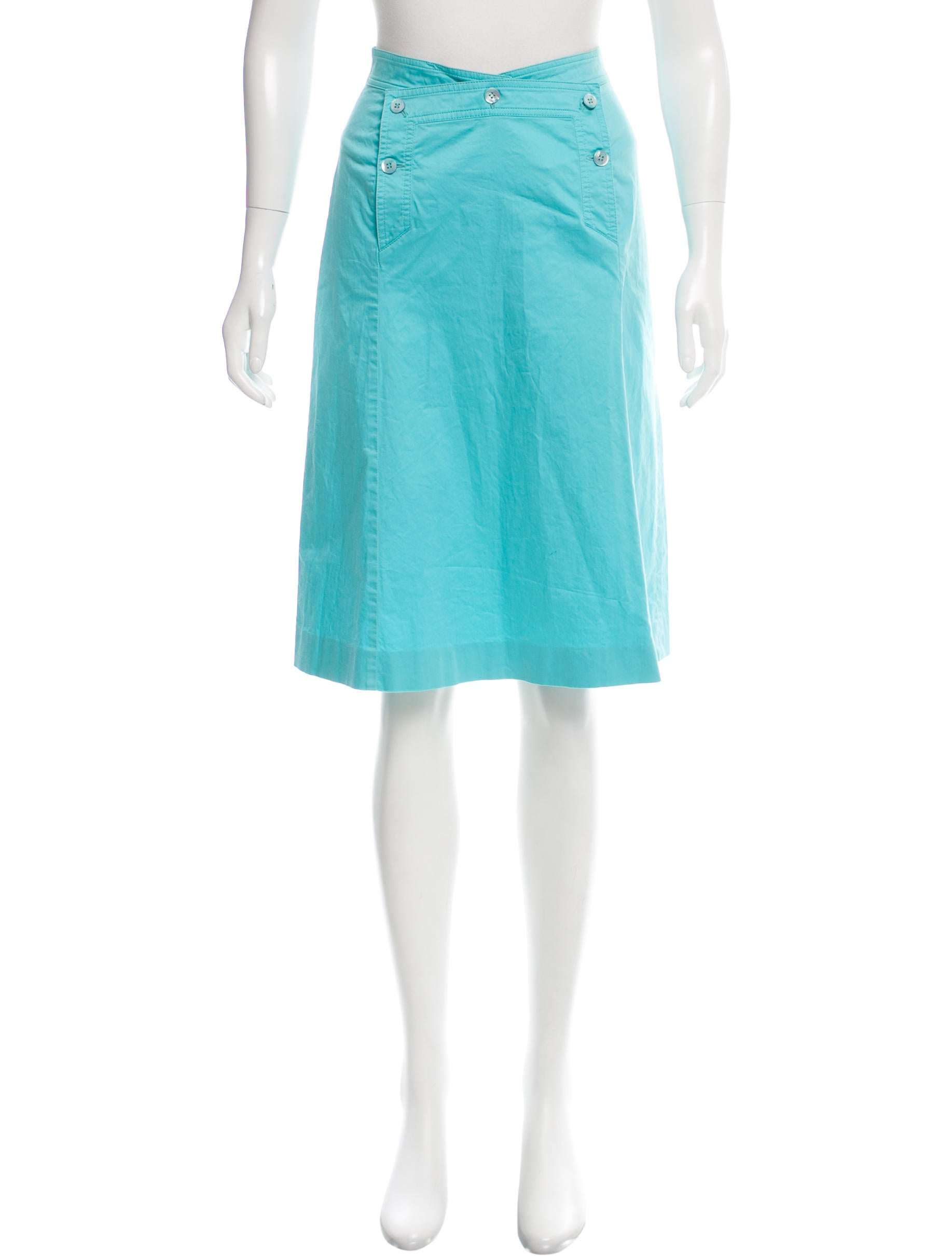 Emilio Pucci Casual A-Line Skirt - Clothing - EMI35842 | The RealReal