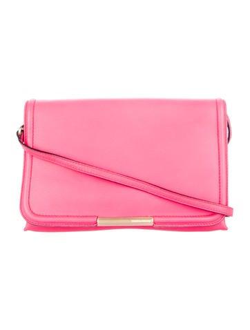 Emilio Pucci Smooth Leather Crossbody Bag None