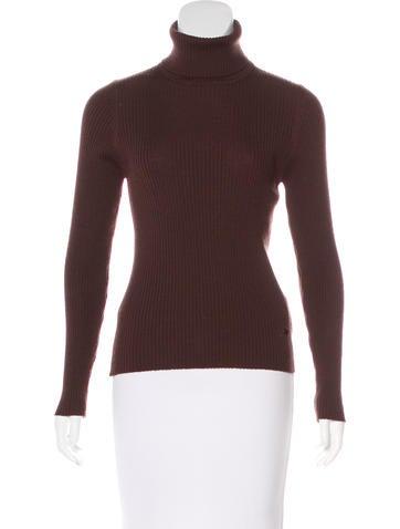 Emilio Pucci Wool Knit Sweater None