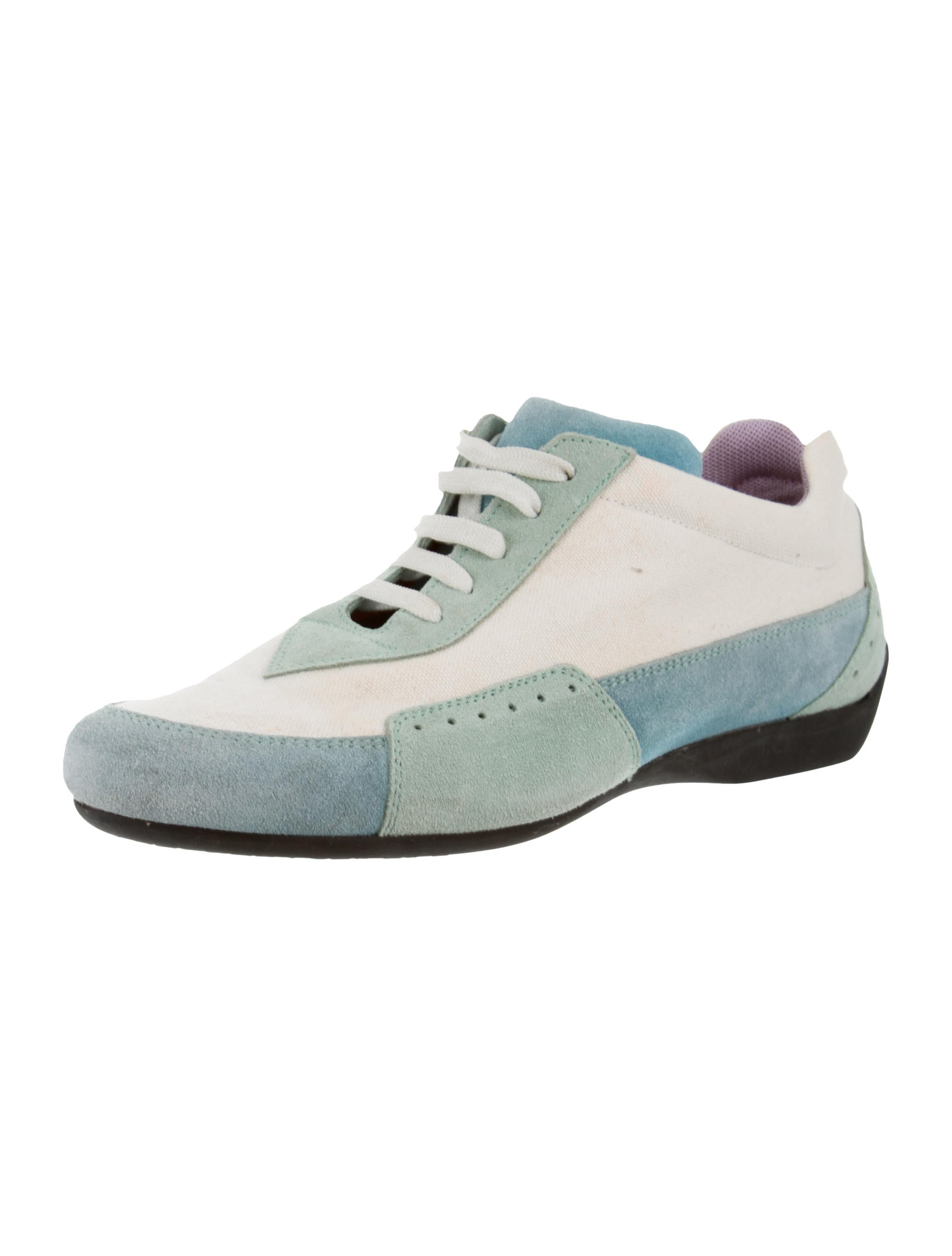 clearance for sale Emilio Pucci Canvas Low Top Sneakers sale wide range of cheap professional st9RmFFATy