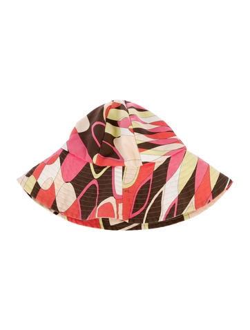 e0a253554ed Emilio Pucci. Printed Bucket Hat