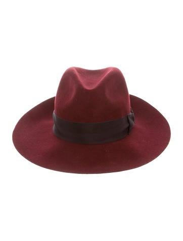dd359023188 Emilio Pucci. Felt Wide Brim Hat