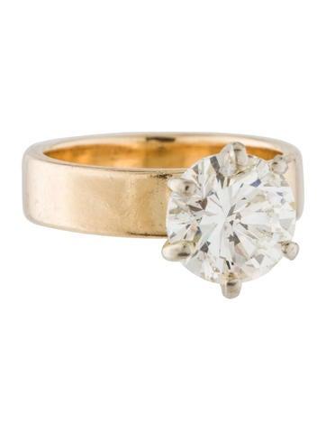 3.00ct Diamond Solitaire Ring