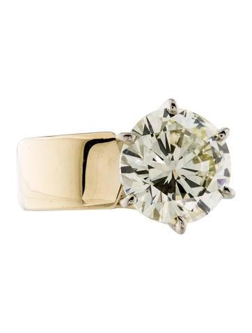 5.01ct Diamond Solitaire