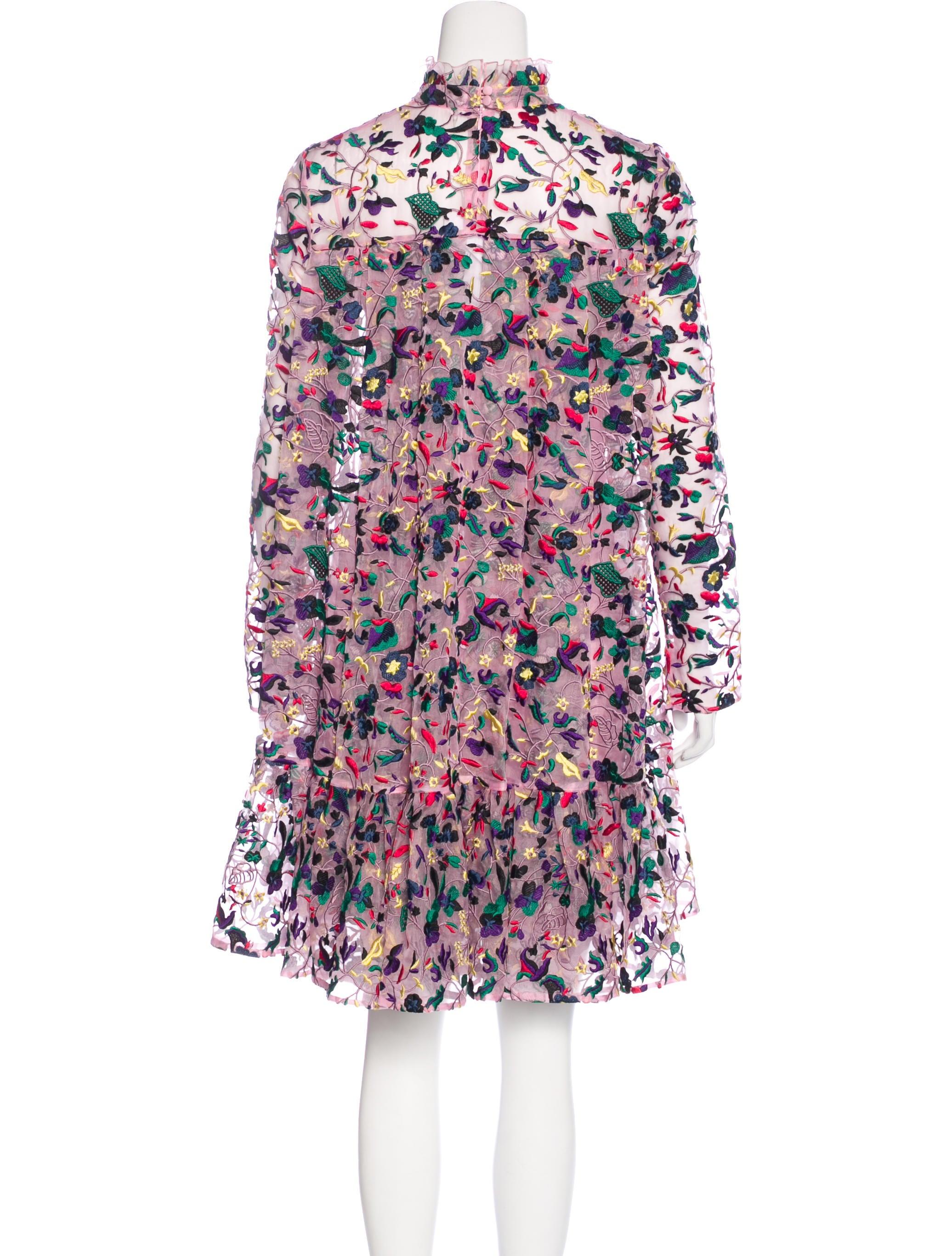 Erdem cosima silk dress w tags clothing erd