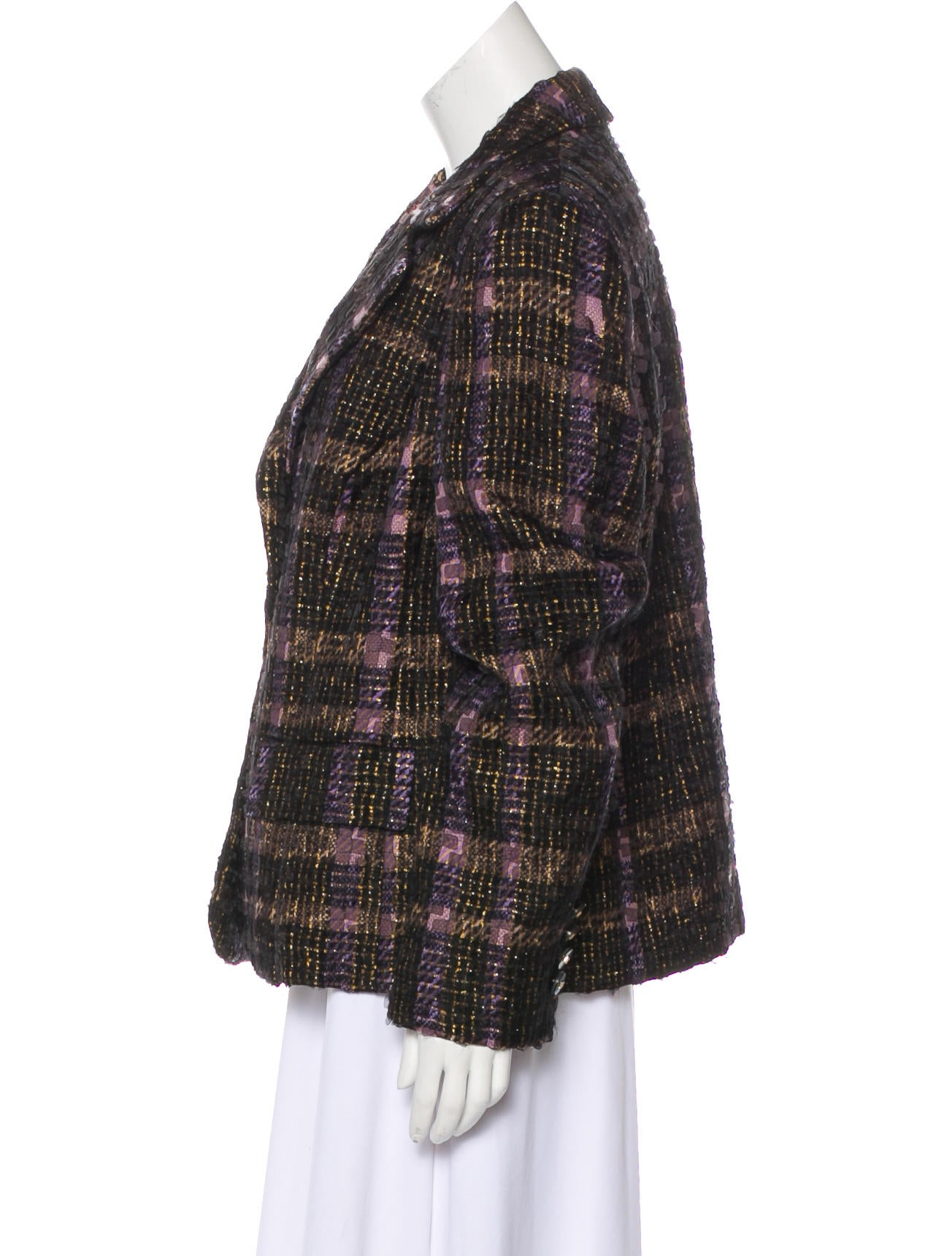 Amazon Cheap Online Escada Structured Bouclé Blazer w/ Tags To Buy Fast Delivery Cheap Online Outlet Visa Payment HsGV4