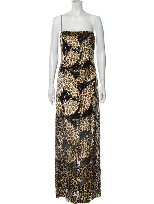 Escada Couture Long Dress