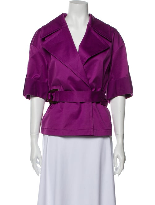 Escada Evening Jacket Purple