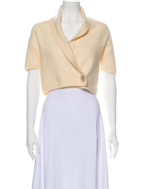 Escada V-Neck Sweater