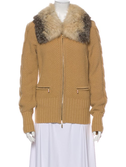 Escada Virgin Wool Sweater Wool