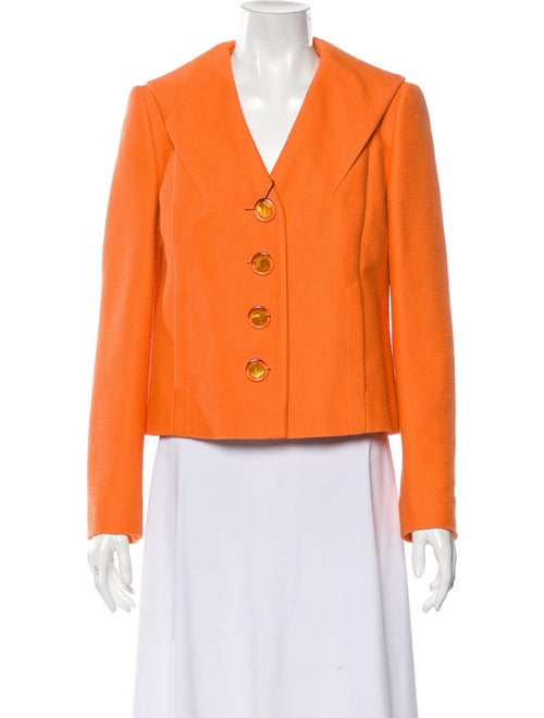 Escada Blazer w/ Tags Orange