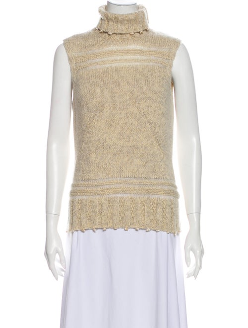 Escada Angora Turtleneck Sweater
