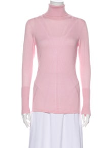 Escada Cashmere Turtleneck Sweater