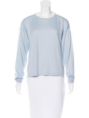 Eskandar Cashmere & Wool-Blend Sweater