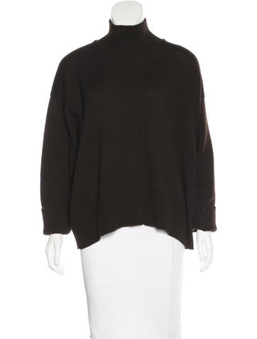 Eskandar Wool Turtleneck Sweater None