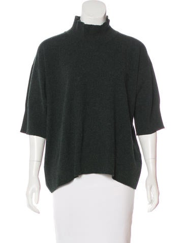 Eskandar Cashmere Knit Top None