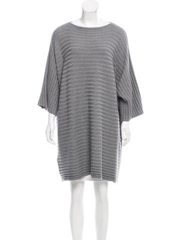 Eskandar Oversize Rib Knit Sweater w/ Tags None