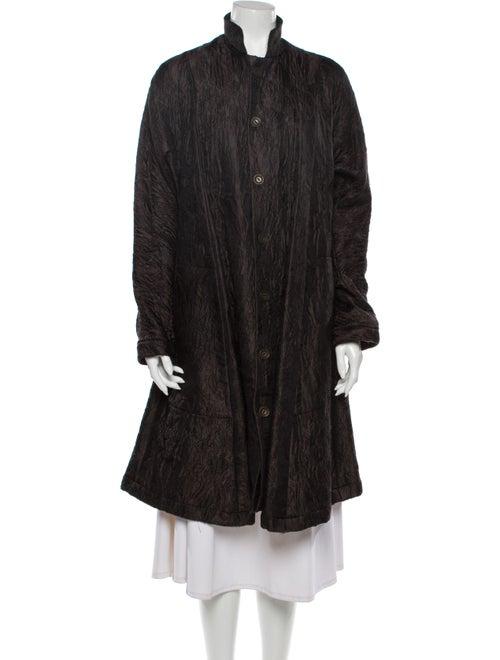 Eskandar Coat Black