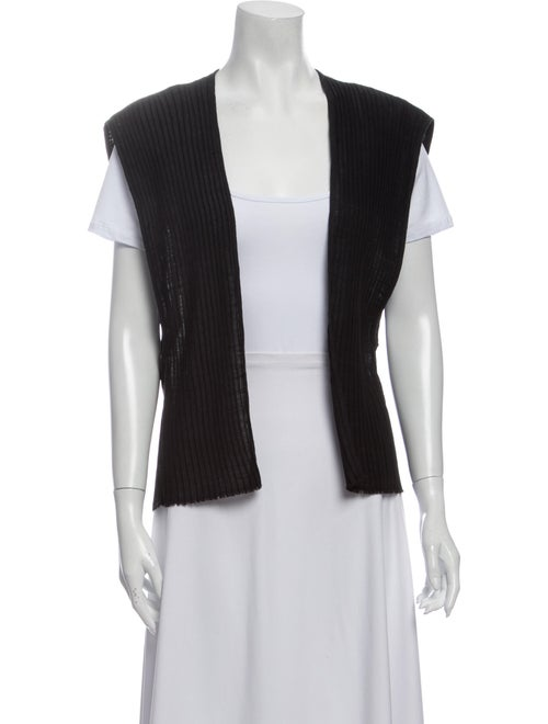Eskandar Vest Black
