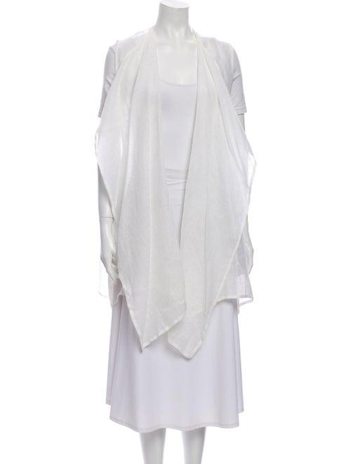 Eskandar Linen Vest