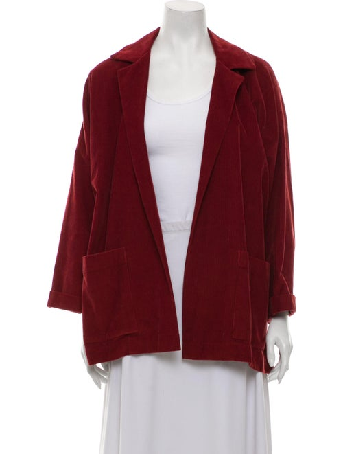 Eskandar Jacket Red