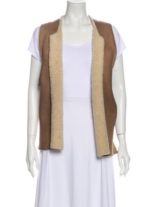 Eskandar Leather Vest