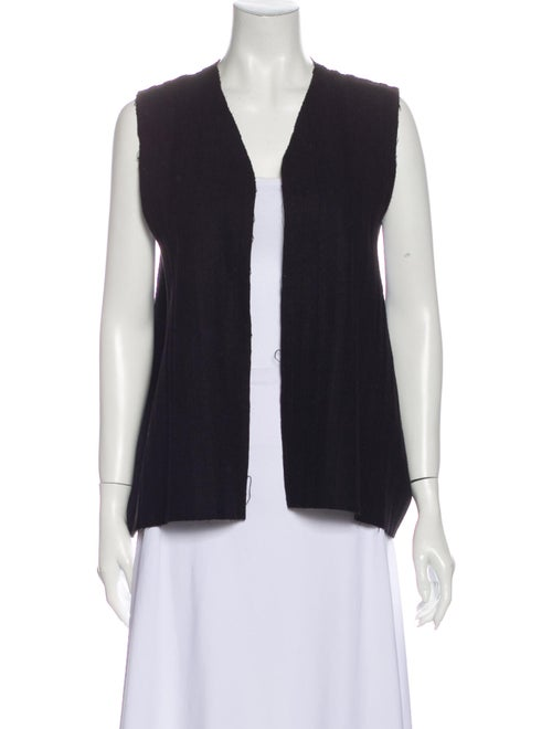 Eskandar Wool Vest Wool