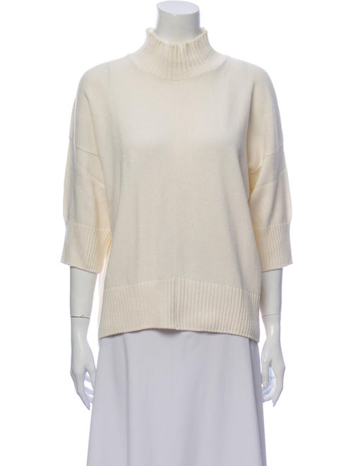 Eskandar Mock Neck Sweater