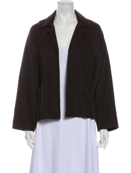 Eskandar Evening Jacket Brown