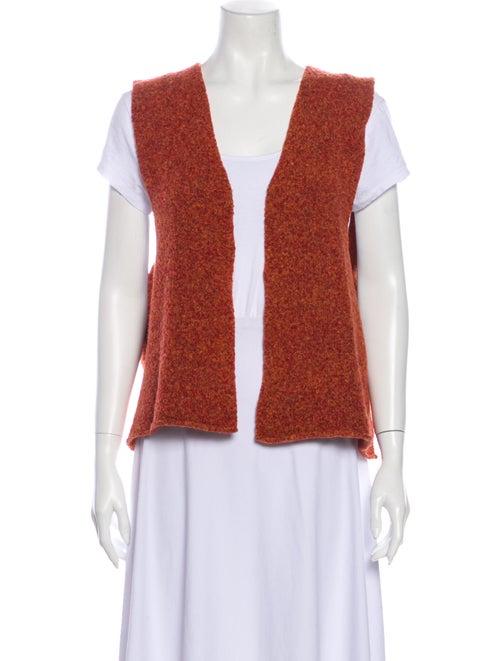 Eskandar Merino Wool Vest Wool