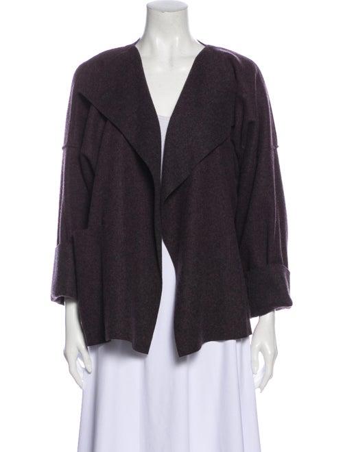 Eskandar Wool Cape Wool