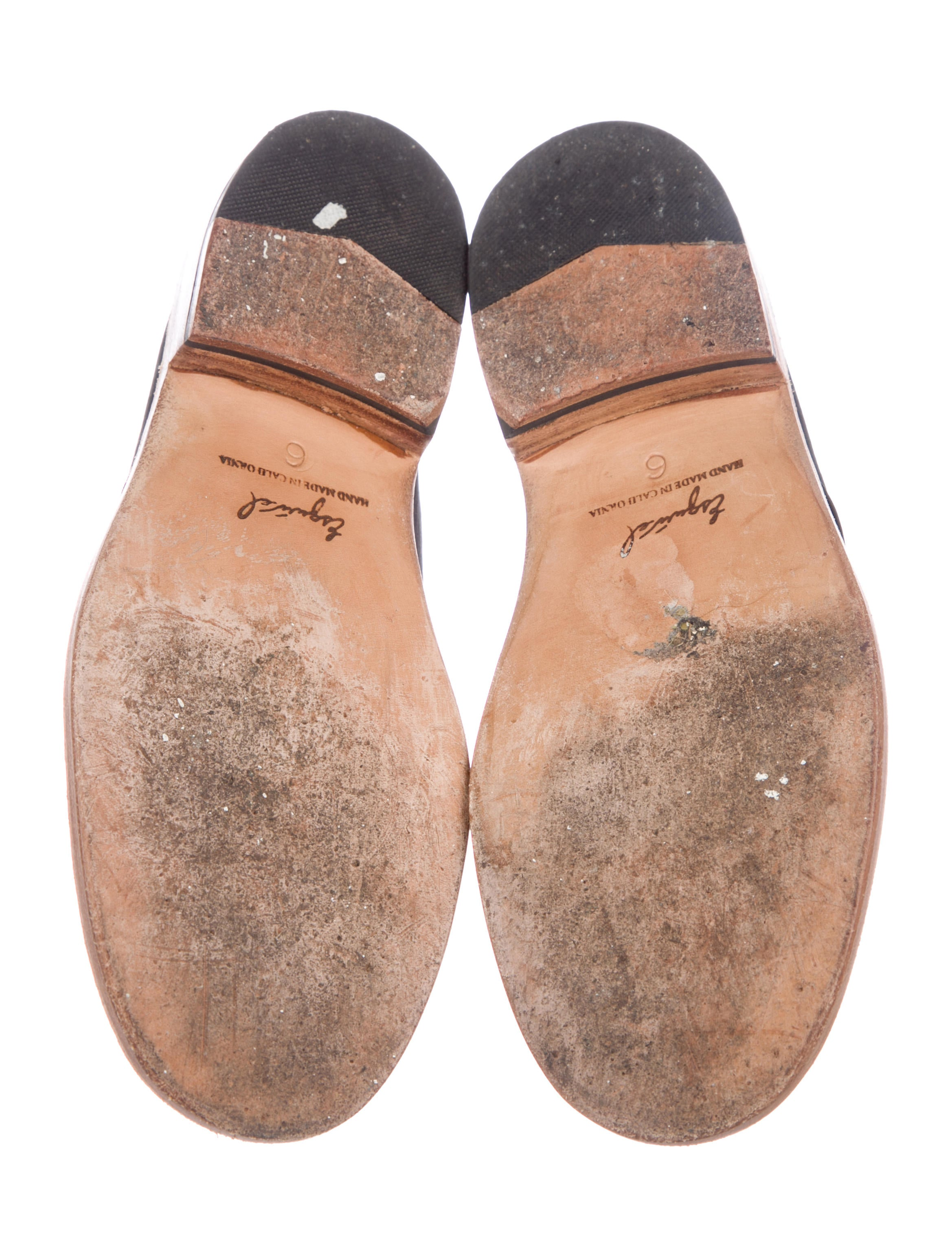 Esquivel Suede Oxford Mules clearance purchase cheap clearance store cYbm29mkZ