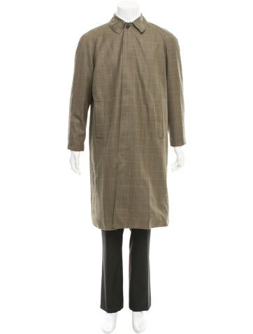E.Tautz Lightweight Wool Coat - Clothing - ETAU120038 | The RealReal