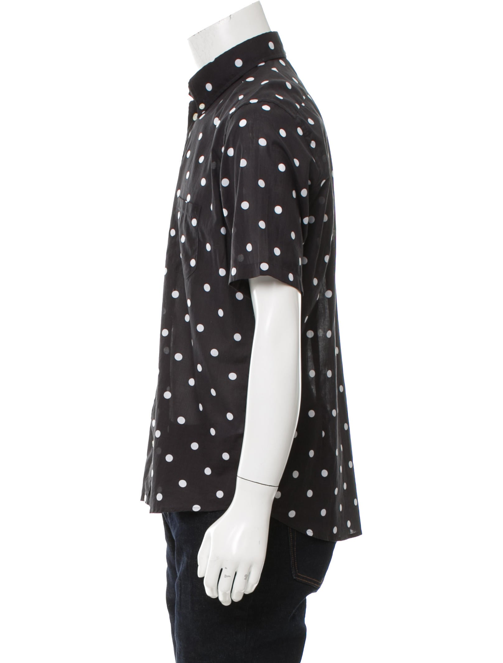 Find black and white polka dot top at ShopStyle. Shop the latest collection of black and white polka dot top from the most popular stores - all in one Comme des Garcons Black Polka Dot Heart Patch T-Shirt $ Get a Sale Alert Free Express Shipping Donna Karan Polka-Dot Button-Down Blouse $ $ Get a Sale Alert Free Shipping $